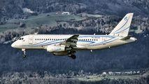 RA-89050 - Gazpromavia Sukhoi Superjet 100LR aircraft