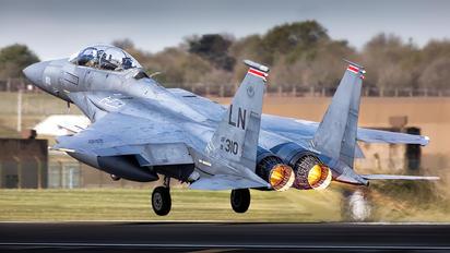 91-0310 - USA - Air Force McDonnell Douglas F-15E Strike Eagle