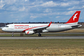 A6-AOJ - Air Arabia Airbus A320