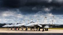 86-0154 - USA - Air Force McDonnell Douglas F-15C Eagle aircraft