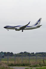 VQ-BLX - Gama Aviation Boeing 737-700 BBJ