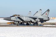 07 - Russia - Air Force Mikoyan-Gurevich MiG-31 (all models) aircraft