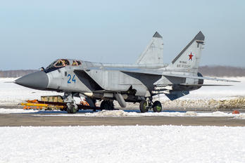 RF-95442 - Russia - Air Force Mikoyan-Gurevich MiG-31 (all models)
