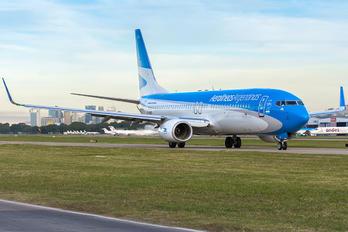 LV-GKS - Aerolineas Argentinas Boeing 737-800