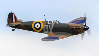 G-CFGJ - Private Supermarine Spitfire Mk.Ia