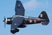 G-AZWT - The Shuttleworth Collection Westland Lysander III aircraft