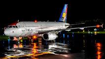 N478TA - TACA Airbus A319 aircraft