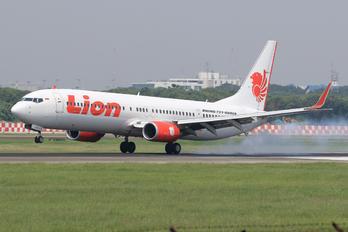 PK-LGQ - Lion Airlines Boeing 737-900ER