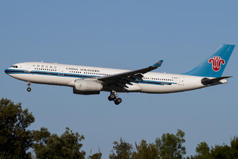B-6056 - China Southern Airlines Airbus A330-200