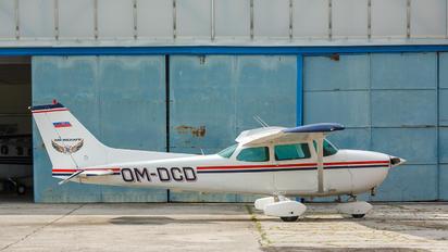 OM-DCD - Aeroklub Dubnica nad Vahom Cessna 172 Skyhawk (all models except RG)