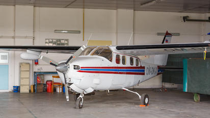 OM-DKA - Private Cessna P210N Pressurized Centurion II