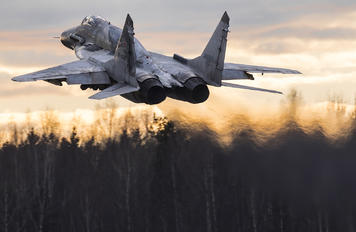 RF-92235 - Russia - Air Force Mikoyan-Gurevich MiG-29SMT