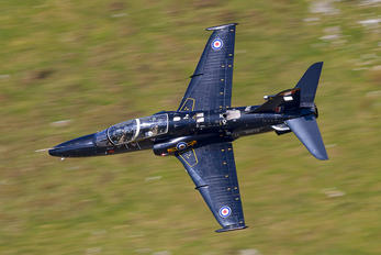 ZK010 - Royal Air Force British Aerospace Hawk T.2