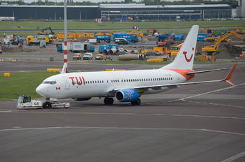 C-FYLC - TUI Airlines Netherlands Boeing 737-800