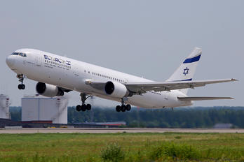 4X-EAL - El Al Israel Airlines Boeing 767-300