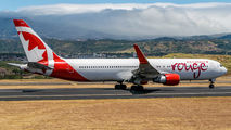 C-FMWQ - Air Canada Rouge Boeing 767-300ER aircraft