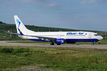 YR-BMI - Blue Air Boeing 737-800