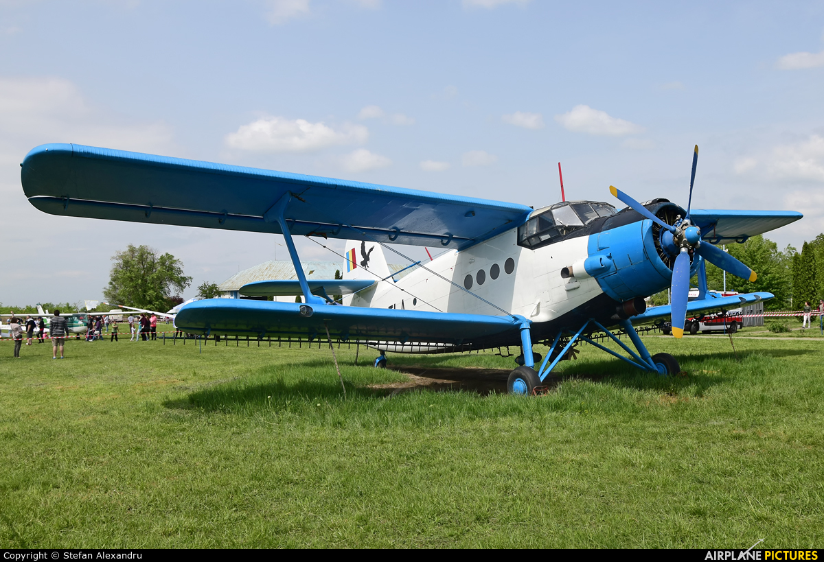 Private YR-FLA aircraft at Timisoara - Cioca