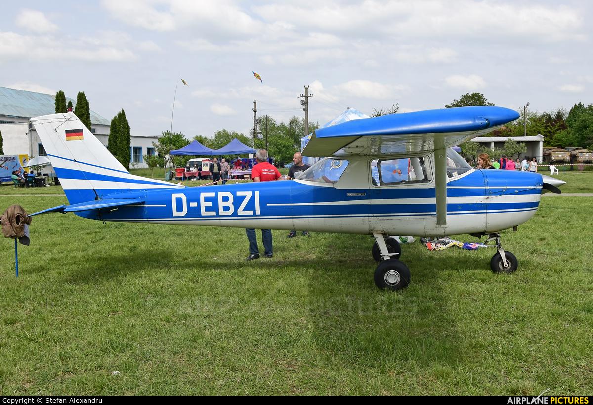 Private D-EBZI aircraft at Timisoara - Cioca
