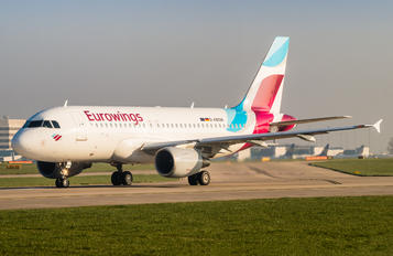D-ABGN - Eurowings Airbus A319