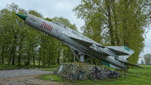 2001 - Poland - Air Force Mikoyan-Gurevich MiG-21M aircraft