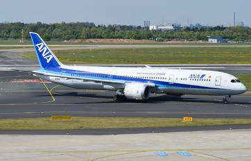 JA880A - ANA - All Nippon Airways Boeing 787-9 Dreamliner