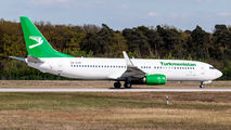 EZ-A019 - Turkmenistan Airlines Boeing 737-800 aircraft