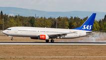 LN-RPR - SAS - Scandinavian Airlines Boeing 737-800 aircraft