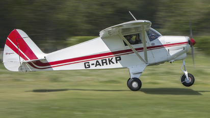 G-ARKP - Private Piper PA-22 Colt