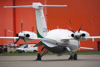 LZ-ASO -  Piaggio P.180 Avanti I & II