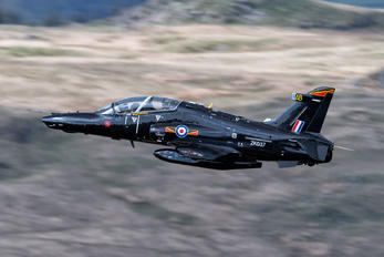 ZK037 - Royal Air Force British Aerospace Hawk T.2