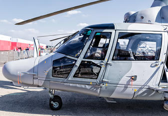 CN-AHC - Morocco - Navy Eurocopter AS565MB Panther