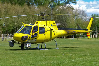 EC-MCD - Habock Aviation Group Aerospatiale AS350 Ecureuil / Squirrel