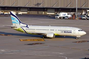 HL7508 - Air Busan Boeing 737-400