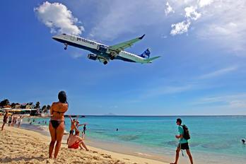 N323JB - JetBlue Airways Embraer ERJ-190 (190-100)
