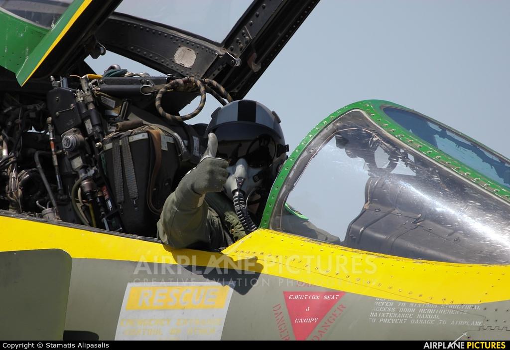 Greece - Hellenic Air Force - aircraft at Larissa