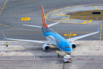 C-GQWH - Sunwing Airlines Boeing 737-800