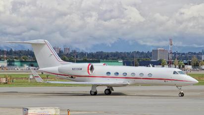 N333GW - Private Gulfstream Aerospace G-IV,  G-IV-SP, G-IV-X, G300, G350, G400, G450