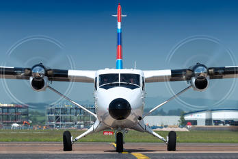 G-CBML - Skybus de Havilland Canada DHC-6 Twin Otter