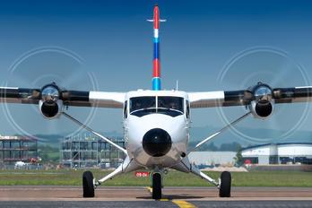 G-CBML - Skybus de Havilland Canada DHC-6 Twin Otter