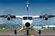 G-CBML - Skybus de Havilland Canada DHC-6 Twin Otter aircraft