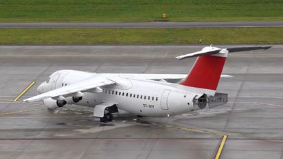 T7-IYY - Swiss British Aerospace BAe 146-300/Avro RJ100