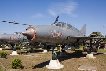 1418 - Hungary - Air Force Mikoyan-Gurevich MiG-21U