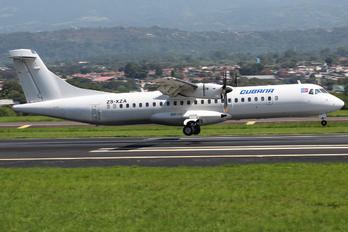 ZS-XZA - Cubana ATR 72 (all models)