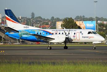 VH-EKX - Regional Air Express (REX) SAAB 340