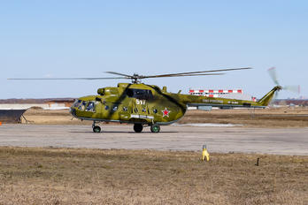 RF-95393 - Russia - Air Force Mil Mi-8MT