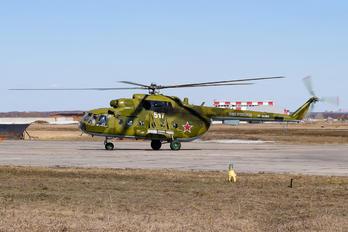 RF-95393 - Russia - Air Force Mil Mi-8MT