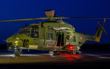 RN-08 - Belgium - Air Force NH Industries NH-90 TTH