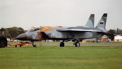 141 - Russia - Navy Yakovlev Yak-141