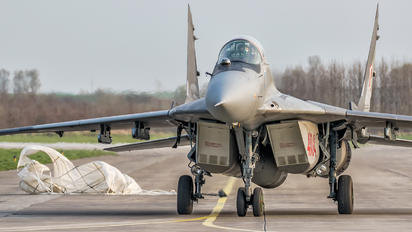 4104 - Poland - Air Force Mikoyan-Gurevich MiG-29G